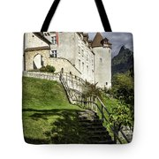 Gruyeres Castle Tote Bag