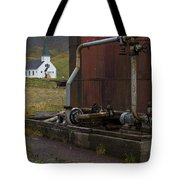 Grytviken, South Georgia Tote Bag