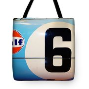 Gt40 Side View Tote Bag