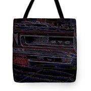 Gto Car Art Tote Bag