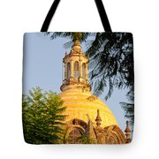 The Grand Cathedral Of Guadalajara, Mexico - By Travel Photographer David Perry Lawrence Tote Bag