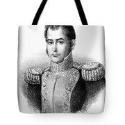 Guadalupe Victoria (1789-1843) Tote Bag