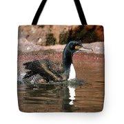 Guanay Cormorant Tote Bag