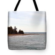 Guard On The Point Tote Bag