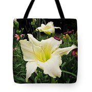 Guardian Angel Daylilies Tote Bag