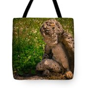Guardian Angel Tote Bag by Jean Noren