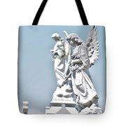 Guardian Angels 2 Tote Bag