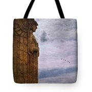 Guardian Of Hope Tote Bag