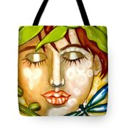 Guardian Of Nature Tote Bag