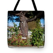 Guardian Of The Flowers Tote Bag