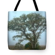 Guardian Of The Fog Tote Bag