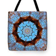 Guardian Of The Forest Tote Bag by Gigi Dequanne