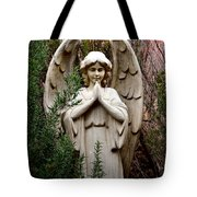 Guardian Of The Garden Tote Bag