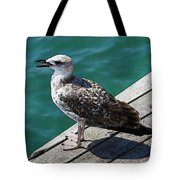 Guardian Of The Sea Tote Bag