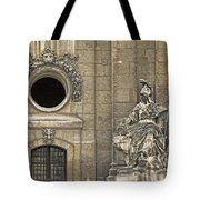 Guardians At The Gate - 2 Tote Bag