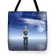 Guardians Of The Earth Tote Bag