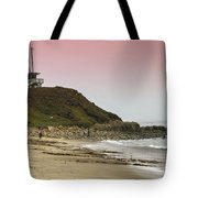 Guarding Lives Tote Bag
