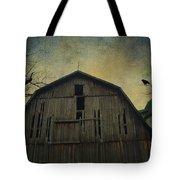 Silo Guard Tote Bag