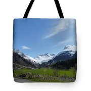 Guards Of Peace Tote Bag