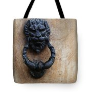 Guatemala Door Decor 2 Tote Bag