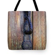 Guatemala Door Decor 4 Tote Bag