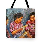 Guatemala Impression IIi Tote Bag