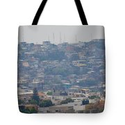 Guayaquil Overview Tote Bag