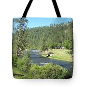 Guest Ranch Tote Bag