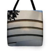 Guggenheim In The Round Tote Bag