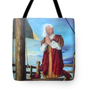 Guided By Divine Power Tote Bag