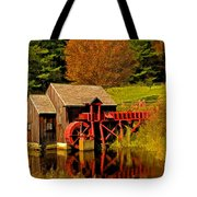 Guildhall Grist Mill Tote Bag