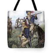 Guilford Courthouse, 1781 Tote Bag