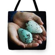 Guillemot Egg Tote Bag