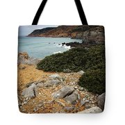 Guincho Cliffs Tote Bag