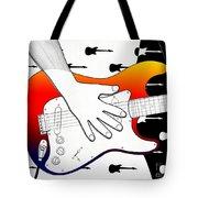 Guitar 1 Tote Bag