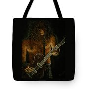 Guitar In The Zone Tote Bag