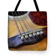 Guitar Tote Bag