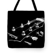 Guitar Ventura Head Stock 1 Tote Bag
