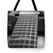 Guitar View Tote Bag