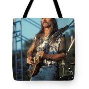 Guitarist Dickie Betts Tote Bag