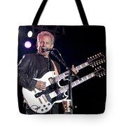Guitarist Don Felder Tote Bag