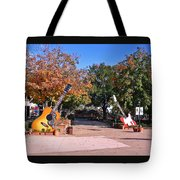 Guitars At The Grand Old Opry Tote Bag