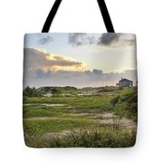 Gulf Coast Galveston Tx Tote Bag
