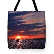 Gulf Coast Sunset Tote Bag