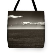 Gulf Of St Lawrence With Clouds Tote Bag