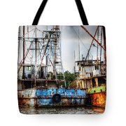 Gulf Star At Rest Tote Bag