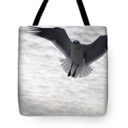 Gull From The Heavens Tote Bag