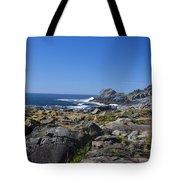 Gull Rock Tote Bag