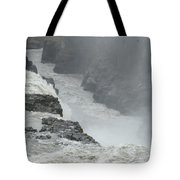Gullfoss Waterfall Iceland Tote Bag