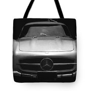 Gullwing Mercedes Tote Bag